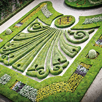Jardin de la Berbie à Albi fertilisation Frayssinet