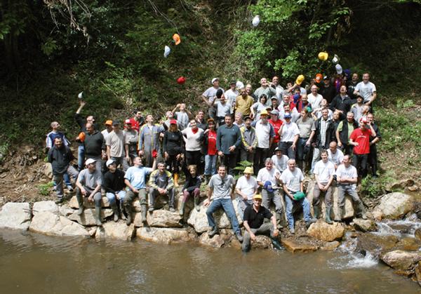 Journée de travail collectif par le personnel Frayssinet dans le cadre de la RSE