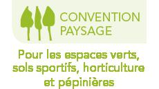 Convention Paysage Authentis pour les espaces verts, sols sportifs, horticulture et pépinières