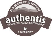 Macaron Authentis, démarche agro-responsable Frayssinet