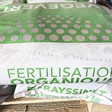 Système tracing Frayssinet marquage sac avec numéro de lot