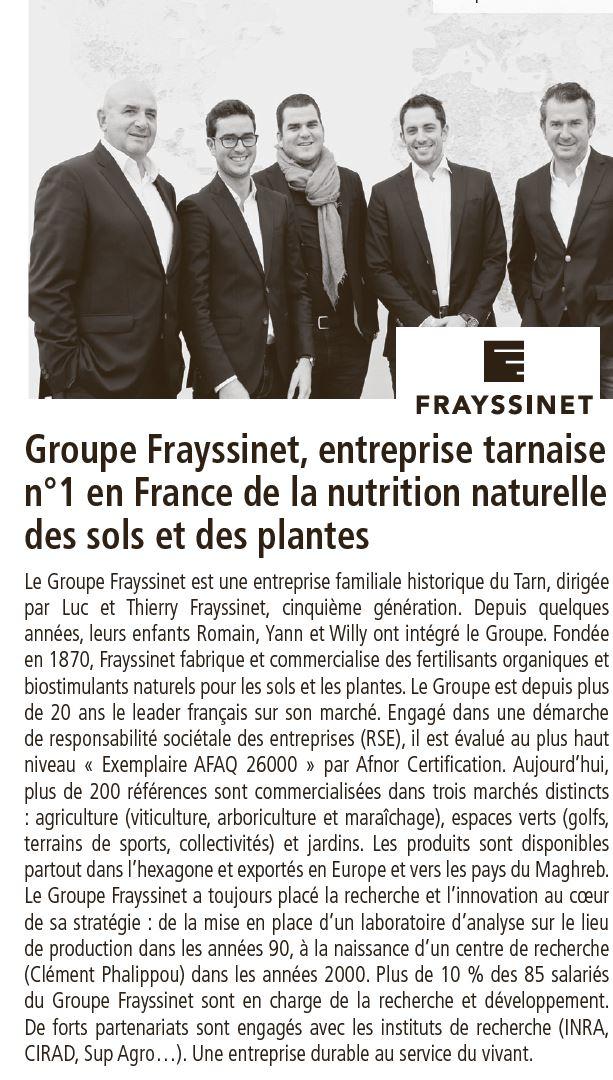 Frayssinet re oit un troph e de l innovation et de l for Chambre de commerce et d industrie de grenoble
